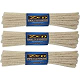 Zen 3 Bundles Pipe Cleaners, Soft, 132 Count 3-Pack