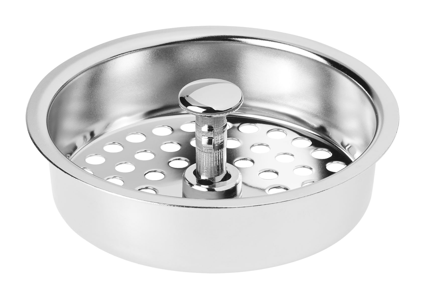 KOHLER GENUINE PART GP41398-CP BASKET FOR DUOSTRAINER - POLISHED CHROME by Kohler