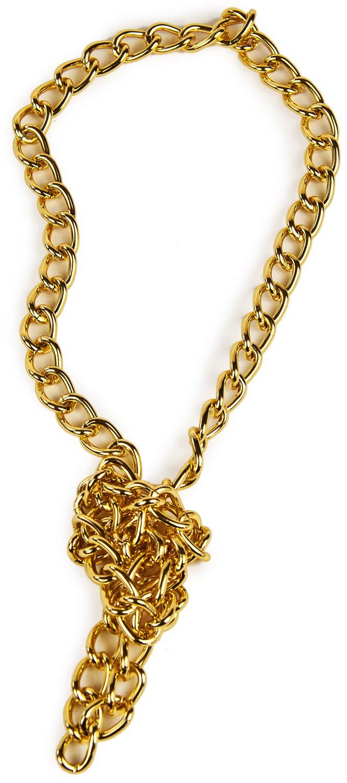 Fette goldkette  Fette Vergoldete Rapper Kette!: Amazon.de: Spielzeug