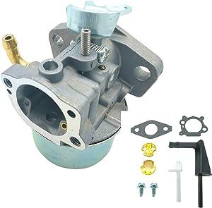 Carburetor Carb for Craftsman 917.291490 Front Tine Tiller 5.5HP 24'' Tine Width