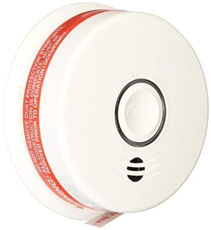 Kidde P4010DCS-W 10-Year Worry Battery Wire-Free Interconnected (1) Smoke Alarm, 0