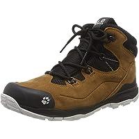 Jack Wolfskin Mtn Attack 3 Lt Texapore Mid K, Zapatos de High Rise Senderismo Unisex niños