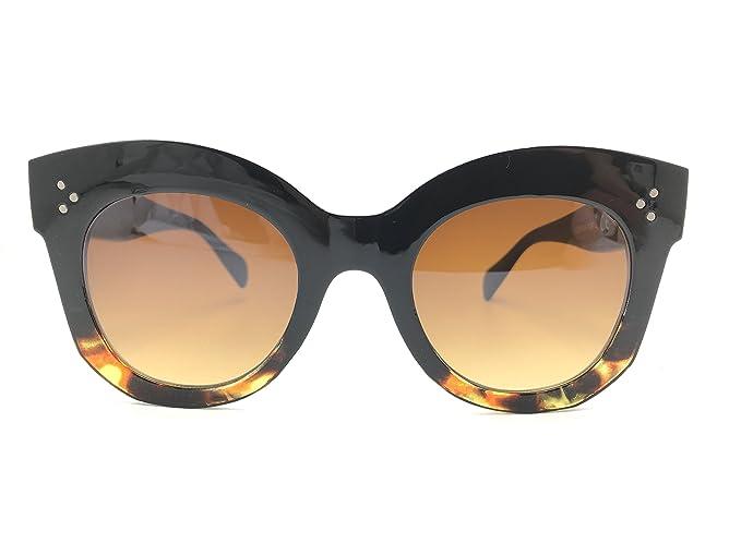 Optica Vision-Specs Gafas de sol oversize de pasta gruesa ...