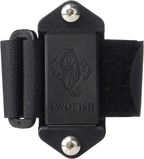 Details about  /TwoFish Flashlite Holder Hook and Loop attachment for Handlebar to attach a