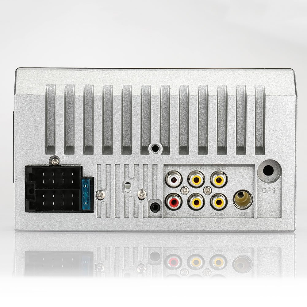 Voiture st/ér/éo 7 Pouces /à /écran Tactile Double Voiture din mp5 Lecteur t/él/écommande HD FM adio r/écepteur autoradio