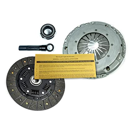 Amazon.com: EFT PREMIUM HD CLUTCH KIT VW CORRADO G60 1.8L GOLF JETTA PASSAT 1.9L TDI TURBO: Automotive