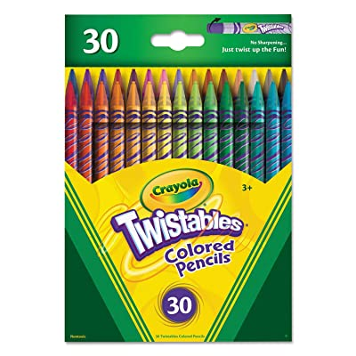 CYO687409 - Twistables Colored Pencils: Arts, Crafts & Sewing