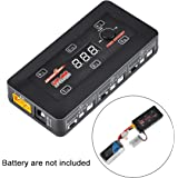 ULTRA POWER UP-S6 1S LiPo Battery Charger LiPo/LiHV Charger for Blade Inductrix Tiny Whoop mCX mCPX Micro Losi Connector (UP-S6 1S Charger)