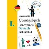 """Langenscheidt Uebungsbuch Grammatik Deutsch Bild Fuer Bild """" German Grammar Workbook Picture by Picture (German Edition)"""