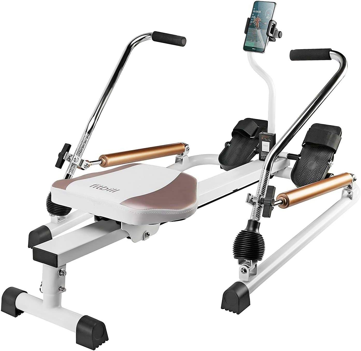 Fitbill f.Row Smart Rowing Machine Review