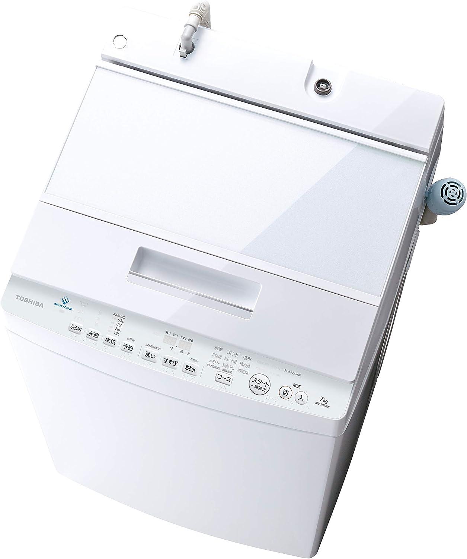 東芝 全自動洗濯機 AW-7D9-W
