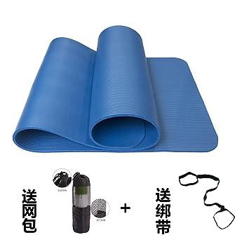 YOOMAT Yoga Mat 8Mm Delgada, la Bola de Yoga para ...