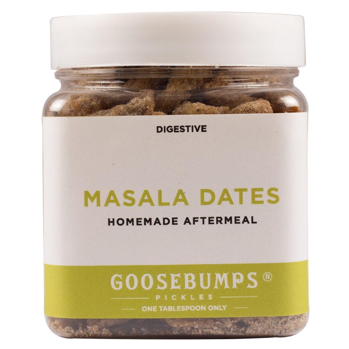 Goosebumps Pickles Homemade Masala Dates Aftermeal