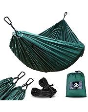NATUREFUN Ultraleichte Reise Camping Hängematte Für Draußen Drinnen Garten