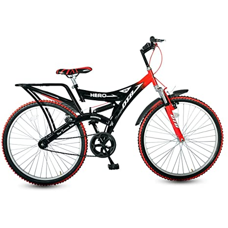 Buy Hero Ranger Dtb Vx 26t Single Speed Without Shox Mountain Bike