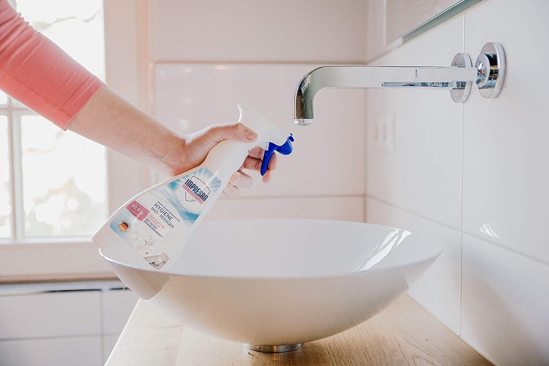 Impresan Hygiene-Spüler, Hygiene-Tücher, Händedesinfektion, Bad