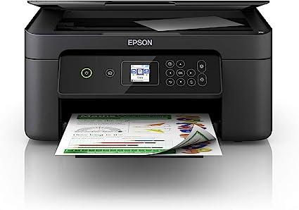 Epson Expression Home Xp 3100 3 In 1 Tintenstrahl Multifunktionsgerät Computer Zubehör