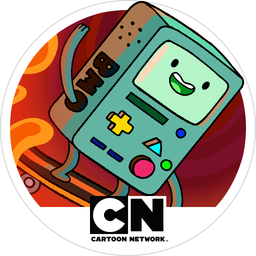 Adventure Time Beemo Costume (Ski Safari: Adventure Time)