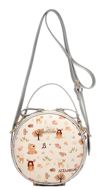 Longzibog PU 2016 New Simple Style Fashion Tote Top Handle Shoulder Cross Body Bag Satchel