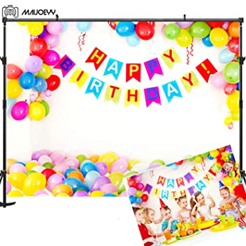 Amazon.com: Fondo de fotos para fiesta de cumpleaños ...