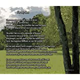 For My Son - (One Parent) Poem Print (8x10) - Beautiful Son Gift for Any Occasion