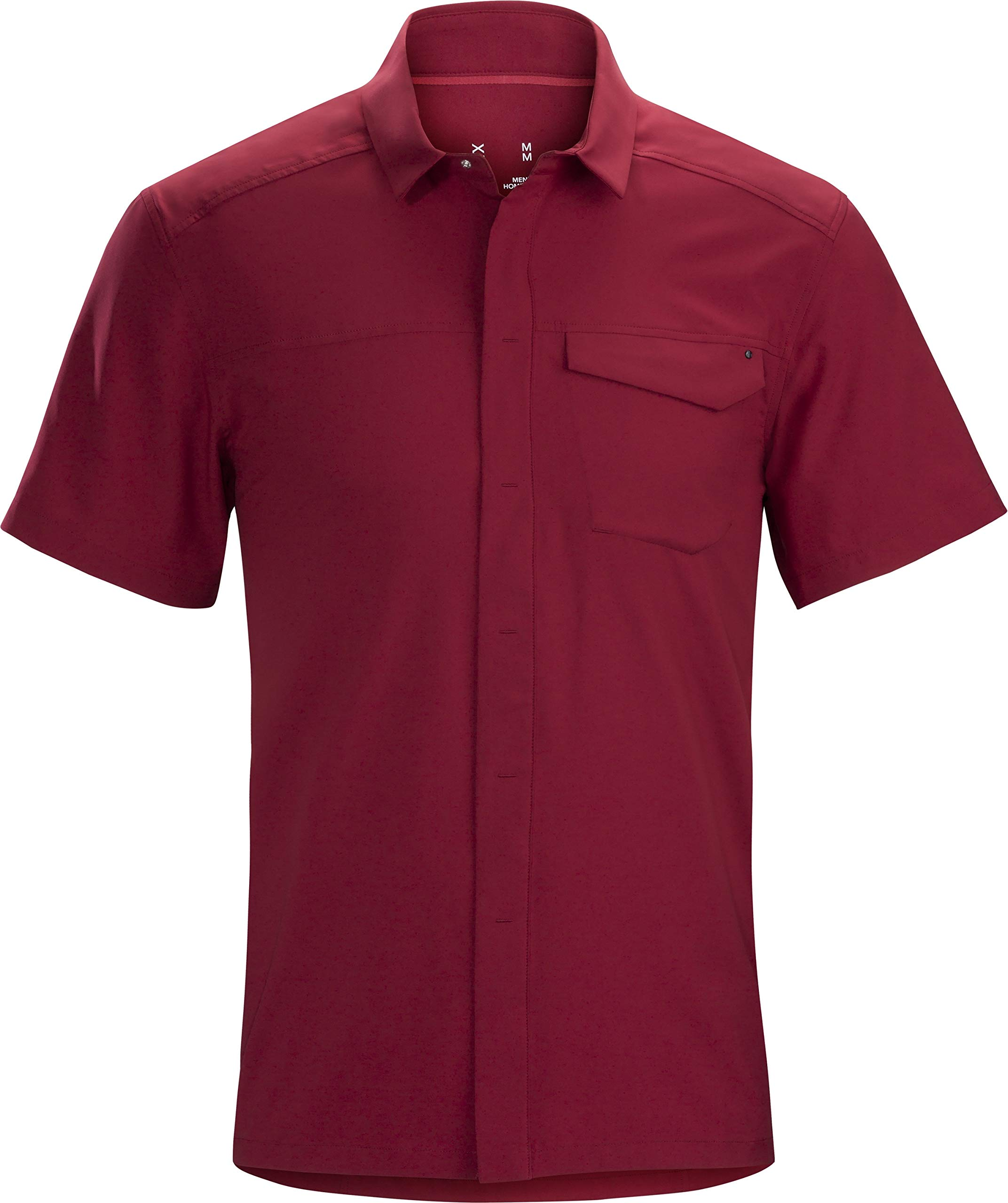 Arc'teryx Skyline SS Shirt Men's (Rohan, Small)