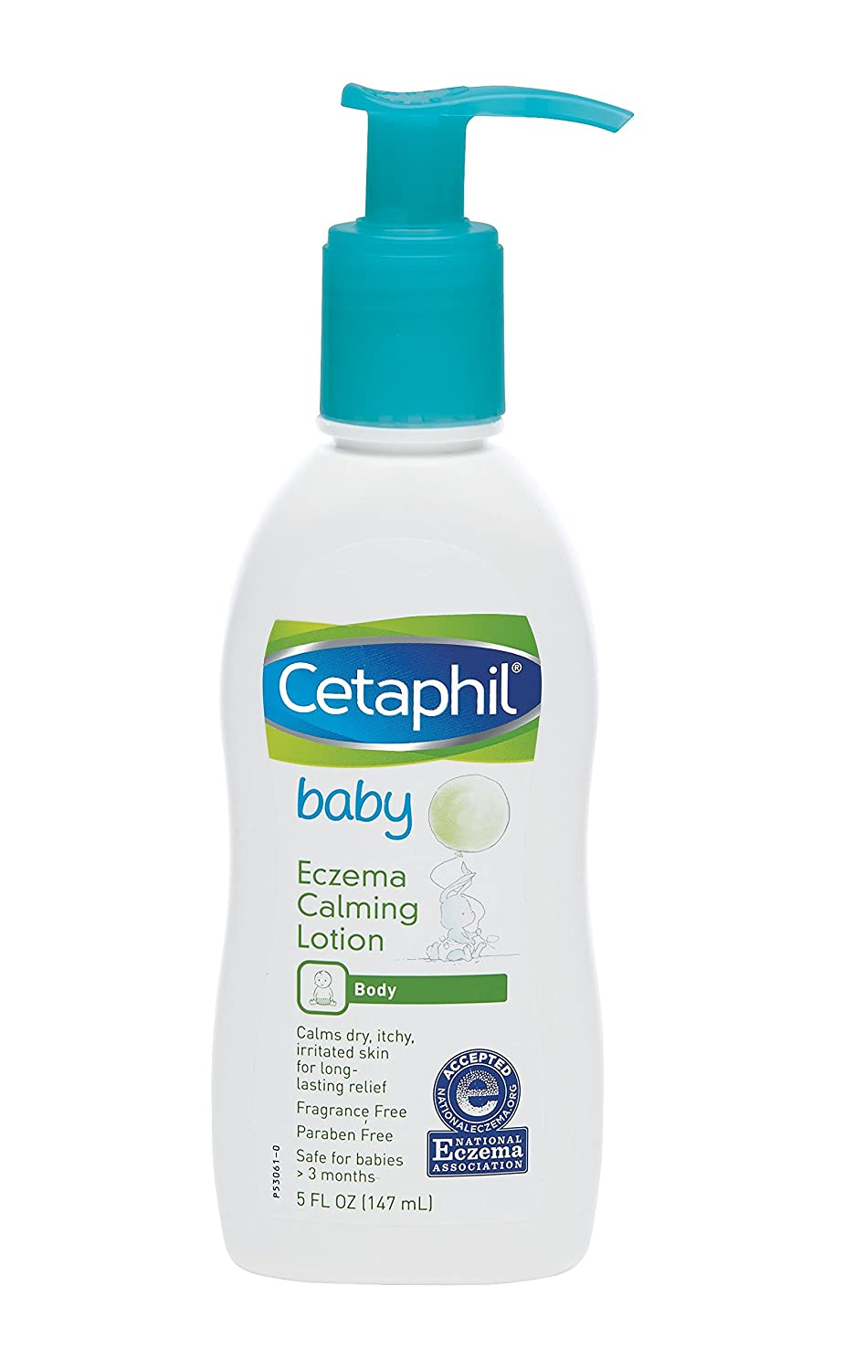 Cetaphil Baby Eczema Calming Lotion - Lotion for toddler Eczema