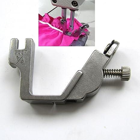 kunpeng – Banda elástica ajustable para pie para máquina de coser Industrial # S537 (1