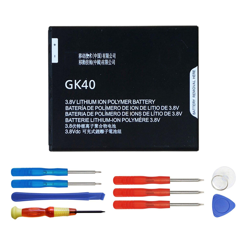 Bateria Celular Swark Gk40 Compatible Con Motorola Moto G4 Play Xt1607 Xt1609 Snn5976a Mot1609bat Moto E4 Xt1767 Xt1768
