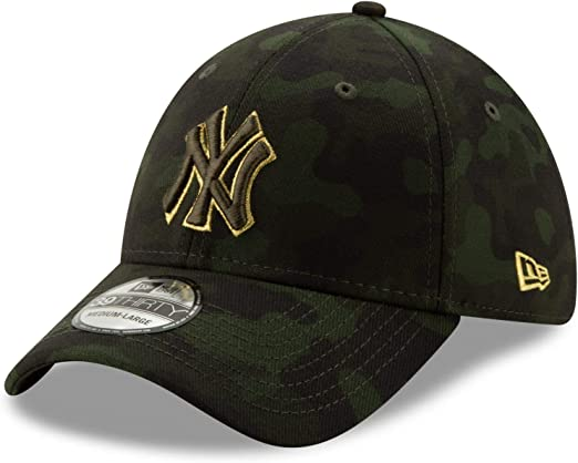 premium selection sale usa online where to buy Amazon.com: New Era 2019 MLB New York Yankees Hat Cap Armed Forces ...