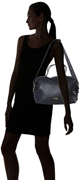 PAUL   JOE Sister Womens Colins Anthracite Messenger Bag 1591212 614707  Anthracite  Amazon.co.uk  Shoes   Bags bdecb715cb5a