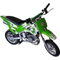 Pitbike mini 49cc Flames, con motor de 49cc