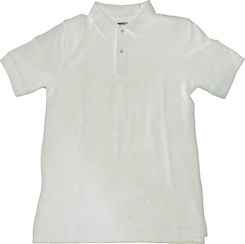 Boys Arrow Approved Schoolwear Uniform Polo Shirt Top