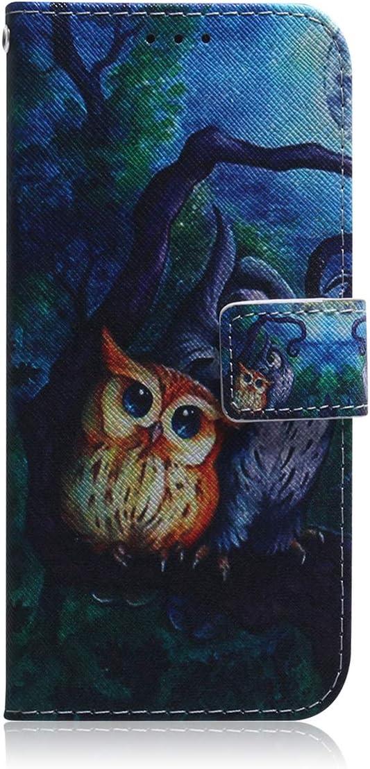 SHUYIT ASUS Zenfone Max M1 ZB555KL Funda Alta Calidad Color PU Cuero Billetera Carcasa Flip Case Cover para ASUS Zenfone Max M1 ZB555KL Caso Caja con Cierre Magn/ético Tarjetero y Funci/ón de Suporte