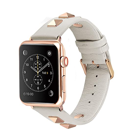 Amazon.com  Solomo Compatible for Apple Watch Band 42mm 44mm ... c554a7c1ee
