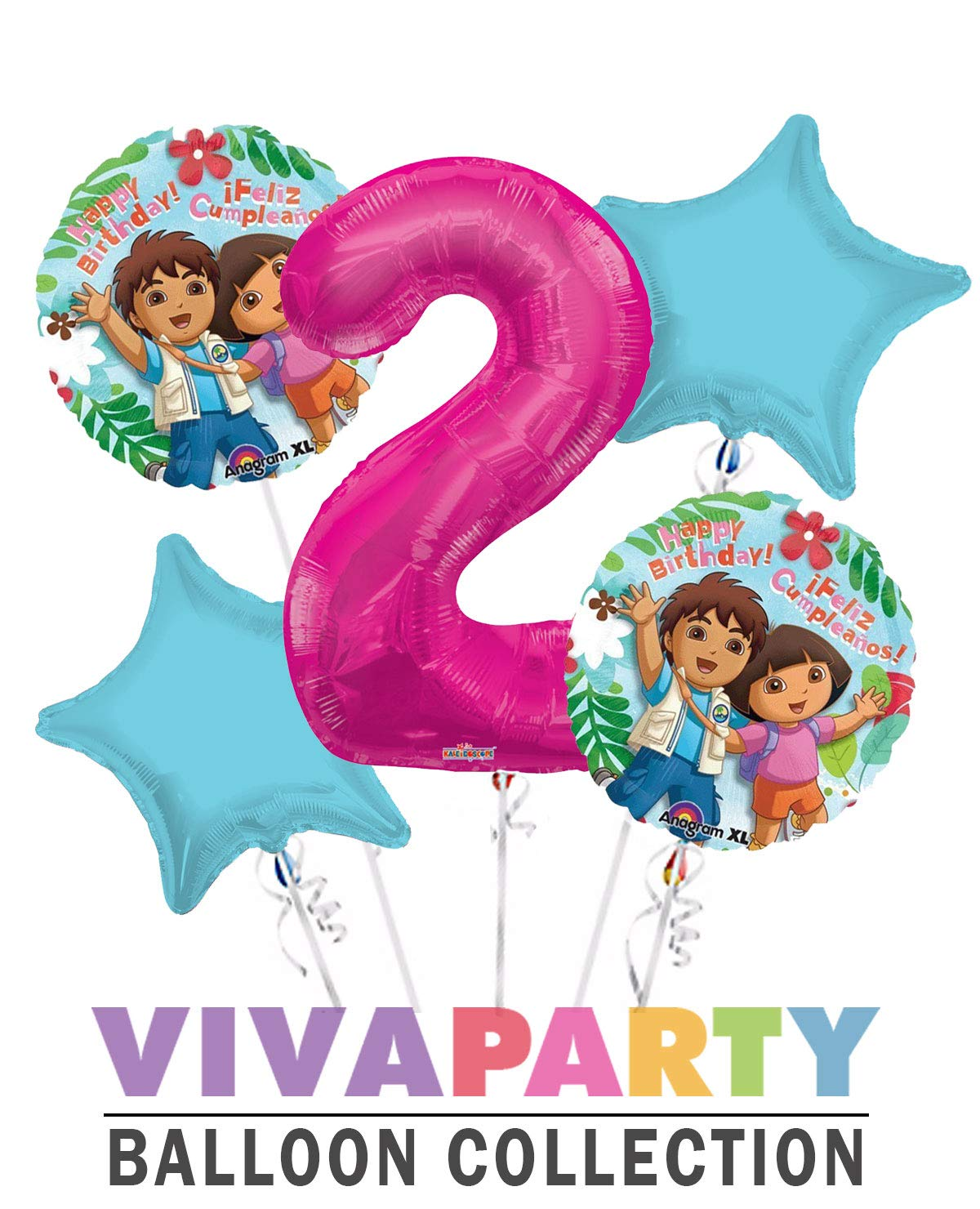 Amazon.com: Dora The Explorer Happy Birthday iFeliz ...