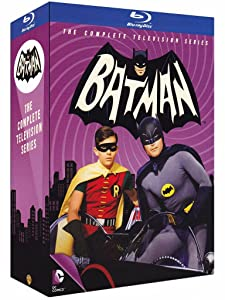 Batman: Serie Tv Completa (1966-'68)(13 Blu-Ray) [Italia] [Blu-ray]