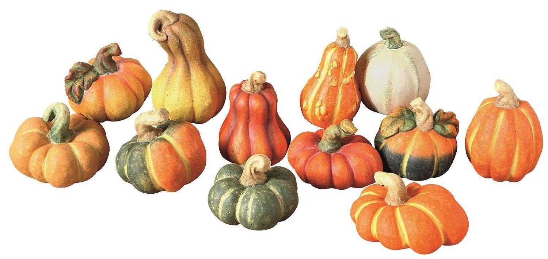 Decorative Terracotta pumpkin