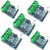 HiLetgo® 5個セットL9110S Hブリッジ ステッパ モータドライブ モジュール デュアル DC ステップ モータ ドライバ コントローラボード [並行輸入品]