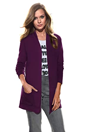 pretty nice 3d8c4 2833e include Damen Strickjacke Edle und kuschelige Strickjacke ...