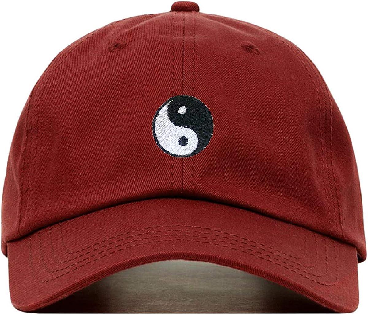 Yin Yang Baseball Hat...
