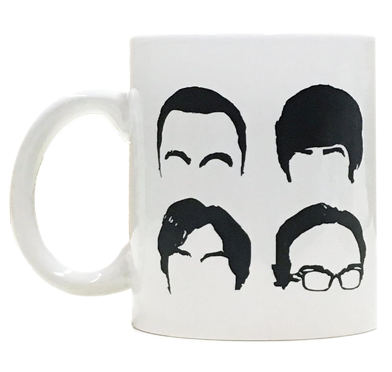 Big Bang Theory Coffee Mug- Sheldon Cooper Coffee Mug- 11 oz