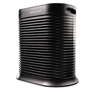 Honeywell<sup>®</sup> True-HEPA Allergen Remover Air Purifier width=