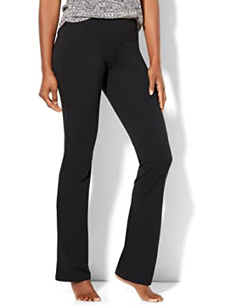 Ladies bootcut yoga pants