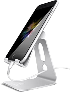 Lamicall Adjustable Cell Phone Charging Stand
