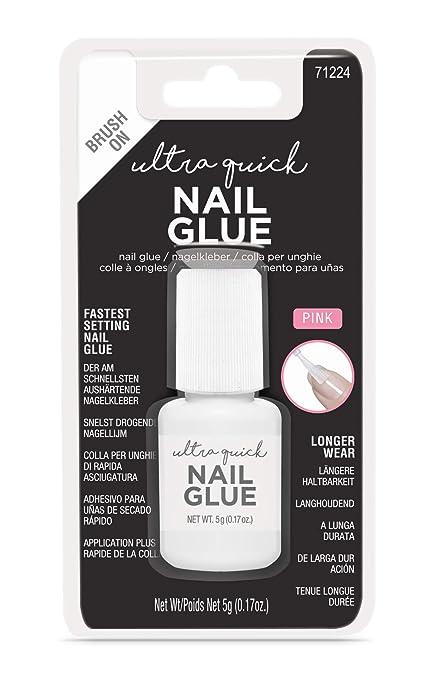 Fashion Nails by Fing RS Ultra Quick Nail Glue (2 unidades, 1 pieza ...