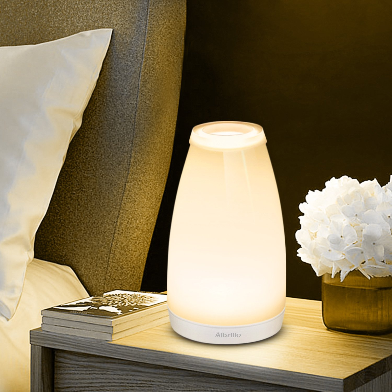 Albrilloベッドサイドランプ、タッチセンサーテーブルランプ LL-AL11 B01MRN45VO 12121  Remote Control Lamp