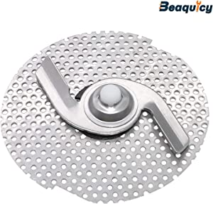 8268383 Dishwasher Chopper Assembly Blade by Beaquicy - Replacement for Whirlpool, Kenmore Dishwasher