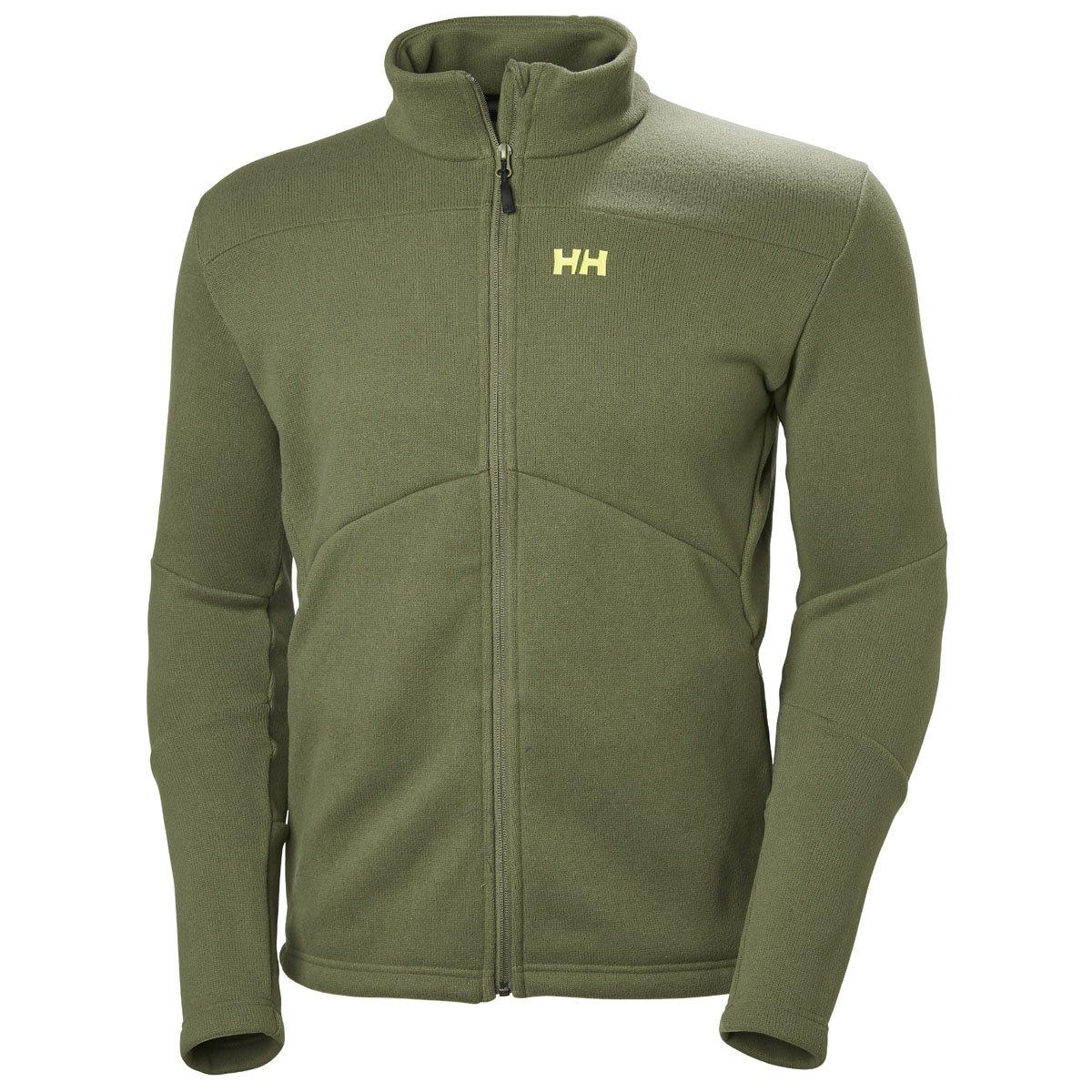 Helly Hansen Eq Black Midlayer Jacket