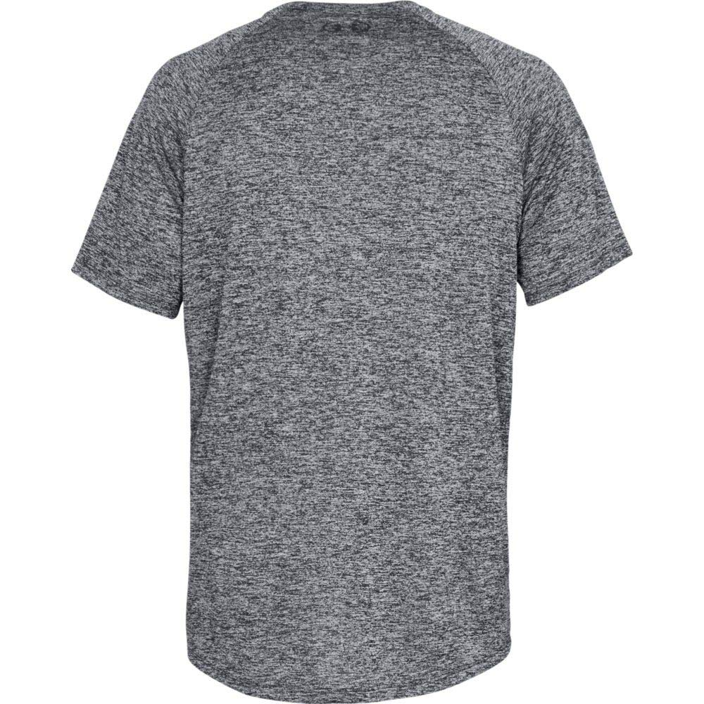 Under Armour Men's Tech 2.0 Short Sleeve T-Shirt, Black (002)/Black, 3X-Large by Under Armour (Image #6)